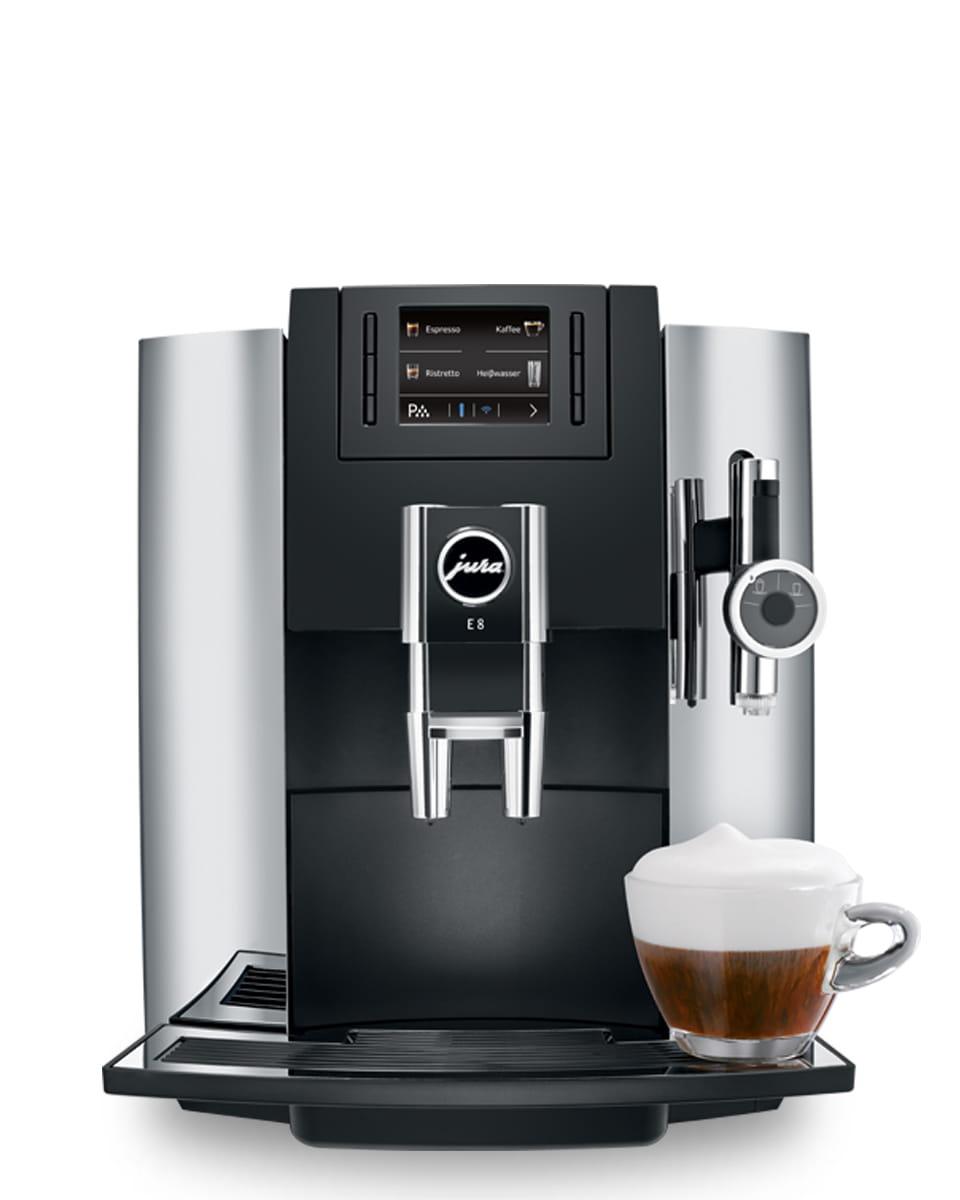 jura usa jura coffee machines specialities latte macchiato cappuccino espresso and coffee. Black Bedroom Furniture Sets. Home Design Ideas