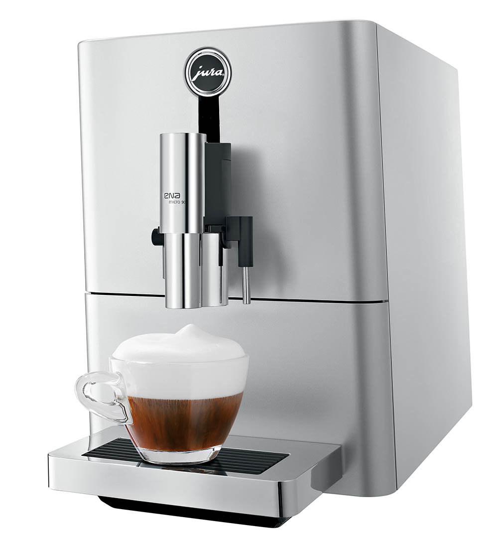 ena micro 90 jura coffee machines specialities latte macchiato cappuccino espresso and coffee. Black Bedroom Furniture Sets. Home Design Ideas