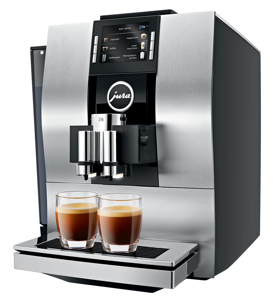 z6 jura coffee machines specialities latte macchiato. Black Bedroom Furniture Sets. Home Design Ideas