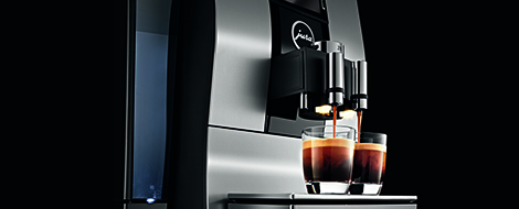 the purest quality espresso - Jura Coffee Maker