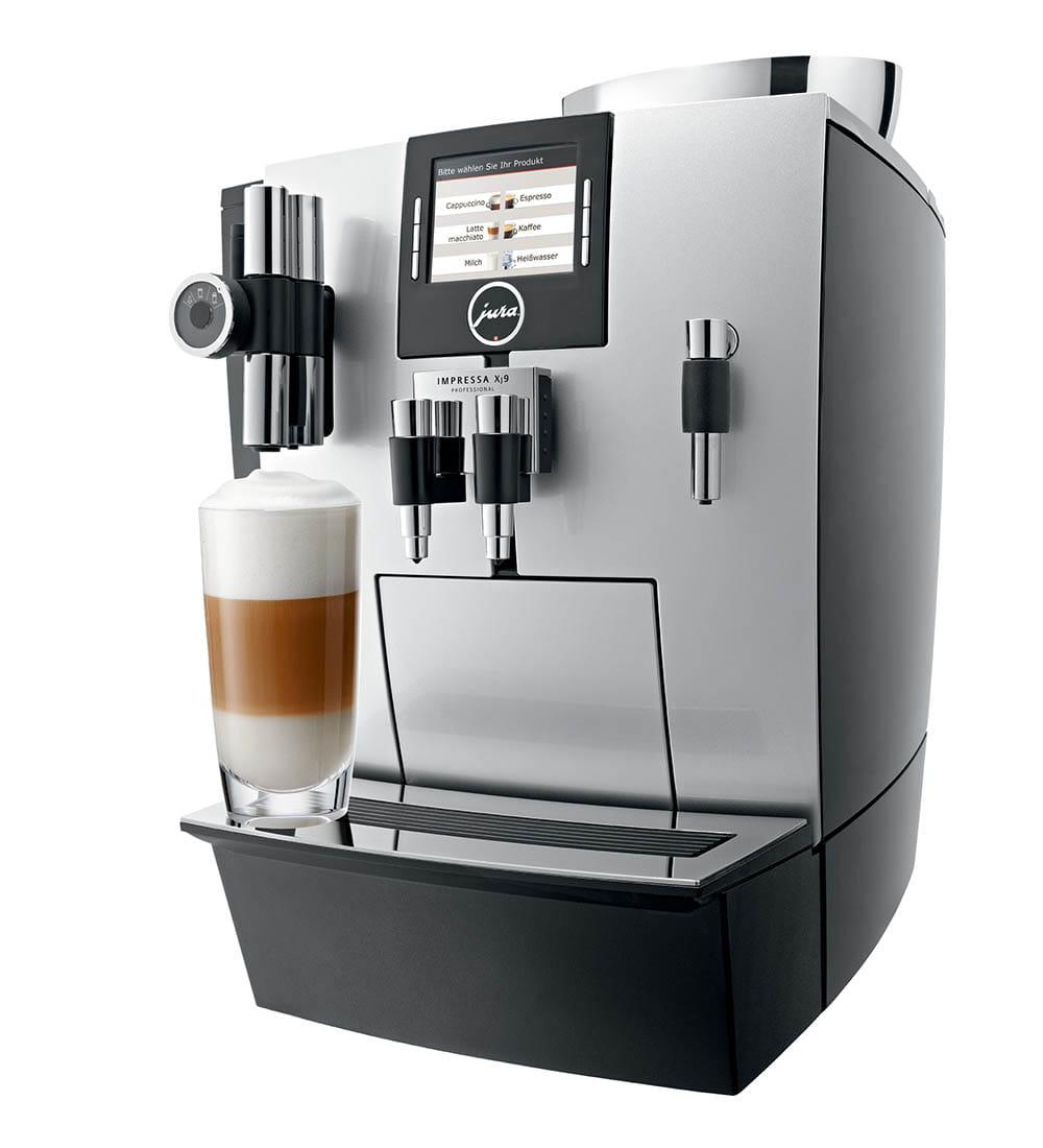 Impressa xj9 professional usa - Expresso machine a cafe ...