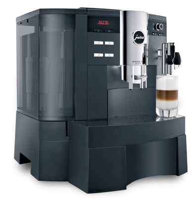 Impressa Xs90 - Jura Coffee Machines - Specialities: Latte